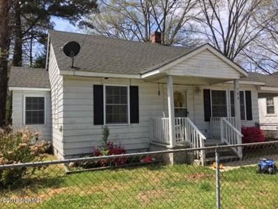 508 Academy Street E, Wilson, NC 27893 - MLS#: 100109783