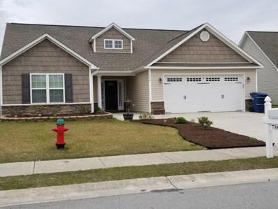 738 Radiant Drive, Jacksonville, NC 28546 - MLS#: 100110104