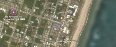 503 Tennessee Avenue, Carolina Beach, NC 28428 - MLS#: 100111025
