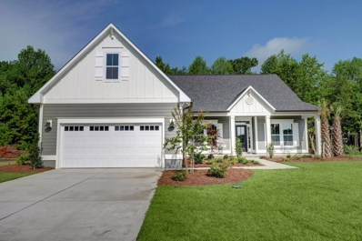 406 Caroline Sanders Way, Holly Ridge, NC 28445 - MLS#: 100111631
