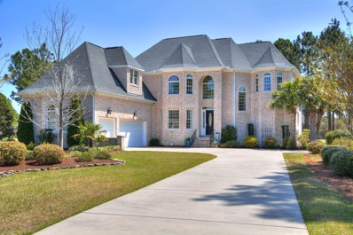 3871 Ridge Crest Drive, Southport, NC 28461 - MLS#: 100112008
