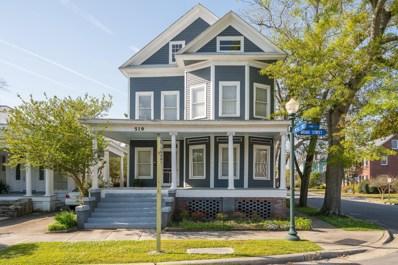 519 Broad Street, New Bern, NC 28560 - MLS#: 100112339