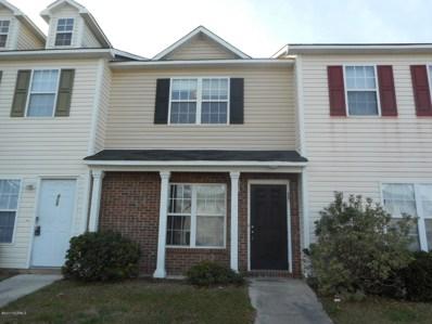 407 Timberlake Trail, Jacksonville, NC 28546 - MLS#: 100112464