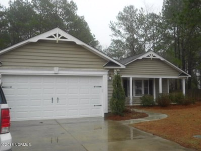 208 Egret Point Drive, Sneads Ferry, NC 28460 - MLS#: 100113333