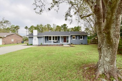 546 Mohican Trail, Wilmington, NC 28409 - MLS#: 100113899