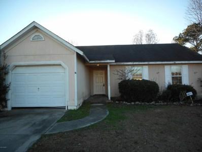 470 Hunting Green Drive, Jacksonville, NC 28546 - MLS#: 100114079