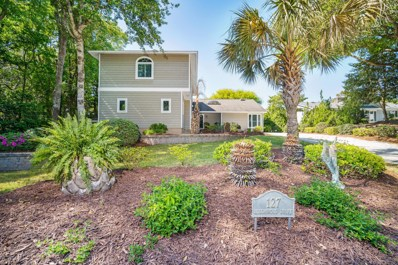 127 Beechwood Drive, Pine Knoll Shores, NC 28512 - MLS#: 100114318