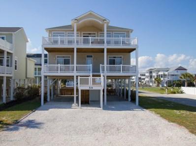 59 E First Street, Ocean Isle Beach, NC 28469 - MLS#: 100115031