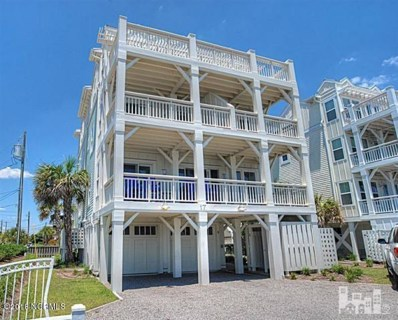 17 E Columbia Street UNIT B, Wrightsville Beach, NC 28480 - MLS#: 100115504