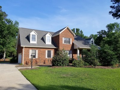 6009 Clubhouse Drive, New Bern, NC 28562 - #: 100116209