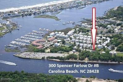 300 Spencer Farlow Drive UNIT B, Carolina Beach, NC 28428 - MLS#: 100116301
