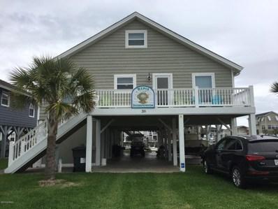 38 Wilmington Street, Ocean Isle Beach, NC 28469 - MLS#: 100116836