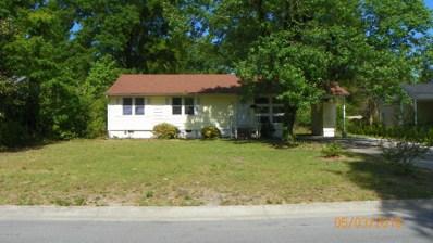 611 Jarman Street, Jacksonville, NC 28540 - MLS#: 100117259