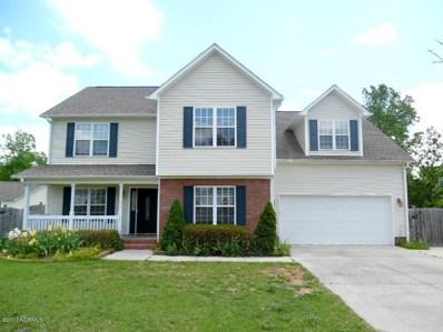 122 Louie Lane, Jacksonville, NC 28540 - MLS#: 100117699
