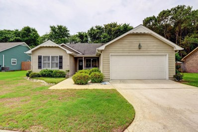 512 Chattooga Place Drive, Wilmington, NC 28412 - MLS#: 100117767