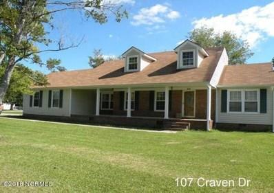 107 Craven Drive, Havelock, NC 28532 - MLS#: 100118275