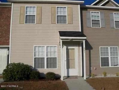 605 Timberlake Trail, Jacksonville, NC 28546 - MLS#: 100118450