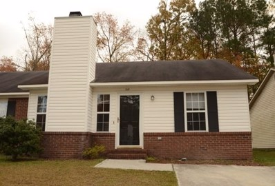 156 Brenda Drive, Jacksonville, NC 28546 - MLS#: 100118563