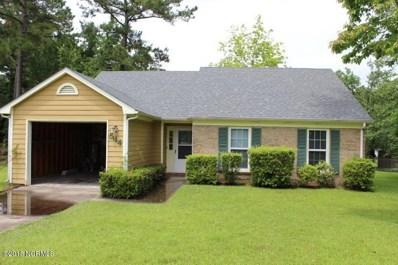 544 Shadowridge Road, Jacksonville, NC 28546 - MLS#: 100118784