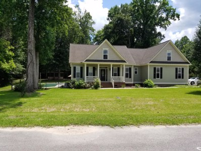 282 Country Squire Lane, Jacksonville, NC 28540 - MLS#: 100119174