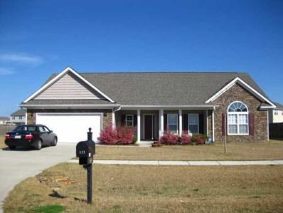 122 Moonstone Court, Jacksonville, NC 28546 - MLS#: 100119571