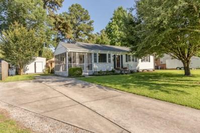 310 Seminole Trail, Jacksonville, NC 28540 - MLS#: 100119651