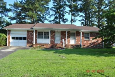 61 Doris Avenue E, Jacksonville, NC 28540 - MLS#: 100119913