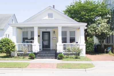 118 Gordon Street, Beaufort, NC 28516 - MLS#: 100120848
