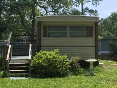 222 NE 76TH Street, Oak Island, NC 28465 - MLS#: 100122194