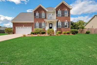 408 Stagecoach Drive, Jacksonville, NC 28546 - MLS#: 100122945