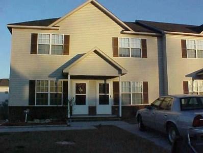 1991 W Brandymill Lane, Jacksonville, NC 28546 - MLS#: 100123057