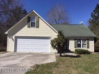 3974 Carriage Lane, Leland, NC 28451 - MLS#: 100123486