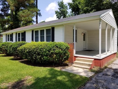 512 Woodhaven Drive, Jacksonville, NC 28540 - MLS#: 100123501