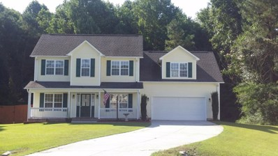 107 Daleview Court, Richlands, NC 28574 - MLS#: 100123853