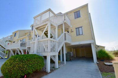 1100 S Fort Fisher Boulevard S UNIT 1005, Kure Beach, NC 28449 - MLS#: 100123926