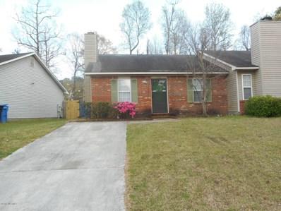 162 Brenda Drive, Jacksonville, NC 28546 - MLS#: 100125491