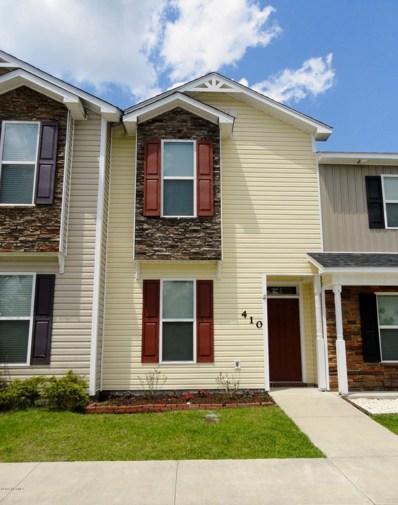 410 Glenhaven Lane, Jacksonville, NC 28546 - MLS#: 100125513