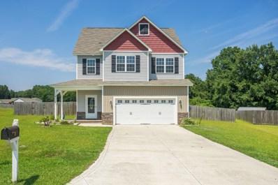 205 Crockett Ridge Court E, Richlands, NC 28574 - MLS#: 100125519