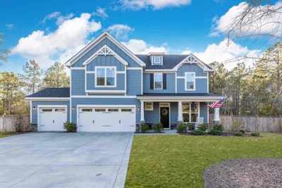 110 Snow Goose Lane, Sneads Ferry, NC 28460 - MLS#: 100125548
