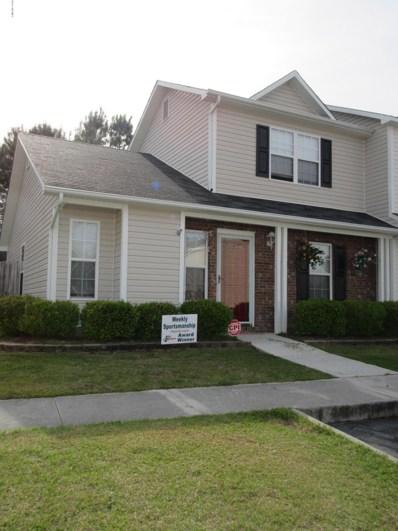 701 Timberlake Trail, Jacksonville, NC 28546 - MLS#: 100126037