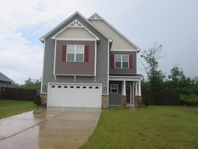 105 Peakwood Court, Jacksonville, NC 28546 - MLS#: 100126052