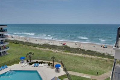 1505 Salter Path Road UNIT B-605, Indian Beach, NC 28512 - MLS#: 100126110