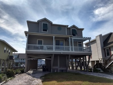 107 Burlington Street, Holden Beach, NC 28462 - MLS#: 100126321