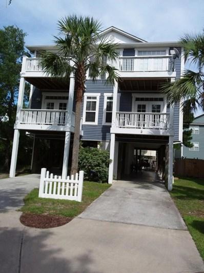 1113 MacKerel Lane UNIT 2, Carolina Beach, NC 28428 - MLS#: 100126407