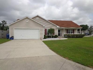 445 Spring Drive, Jacksonville, NC 28540 - MLS#: 100127140
