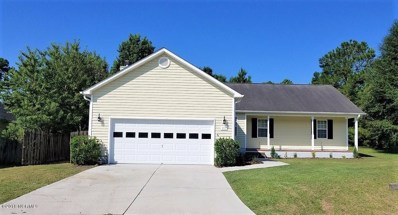 205 Smallberry Court, Sneads Ferry, NC 28460 - MLS#: 100127528