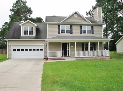 107 Knotts Court, Sneads Ferry, NC 28460 - MLS#: 100127881