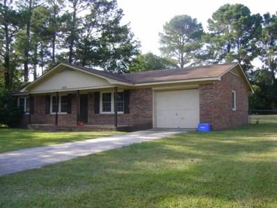 210 Maplehurst Drive, Jacksonville, NC 28540 - MLS#: 100127889