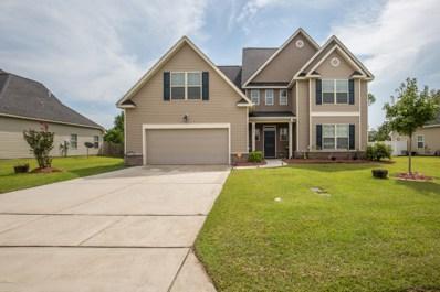 422 Cyrus Thompson Drive, Jacksonville, NC 28546 - MLS#: 100128187