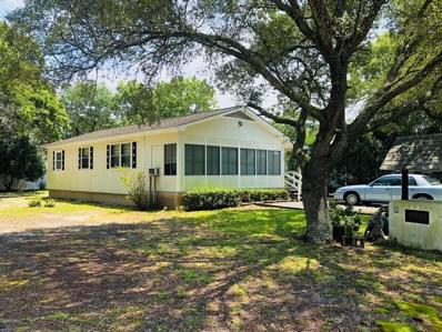 158 NE 7TH Street, Oak Island, NC 28465 - MLS#: 100128398